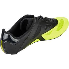 Mavic Cosmic Elite Zapatillas, black/ black/safety yellow